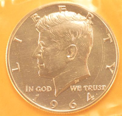 1964 Proof Set W Accented Hair Kennedy Half Dollar Proof Sets Jms Coins